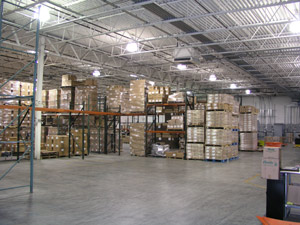 APS Warehousing